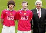 Park, Rooney & some other fella