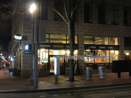1 Potbelly Sandwich Shop (SW 6th Ave.) - Portland - Oregon 1