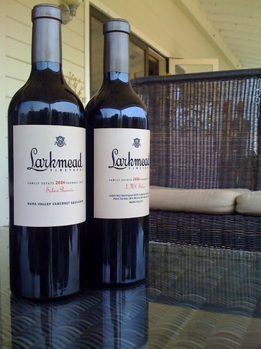 Larkmead Vineyards, Calistoga, CA