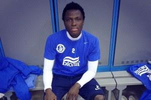 Инкум мало играет в Днепре, но в Гане является одним из игроков сборной