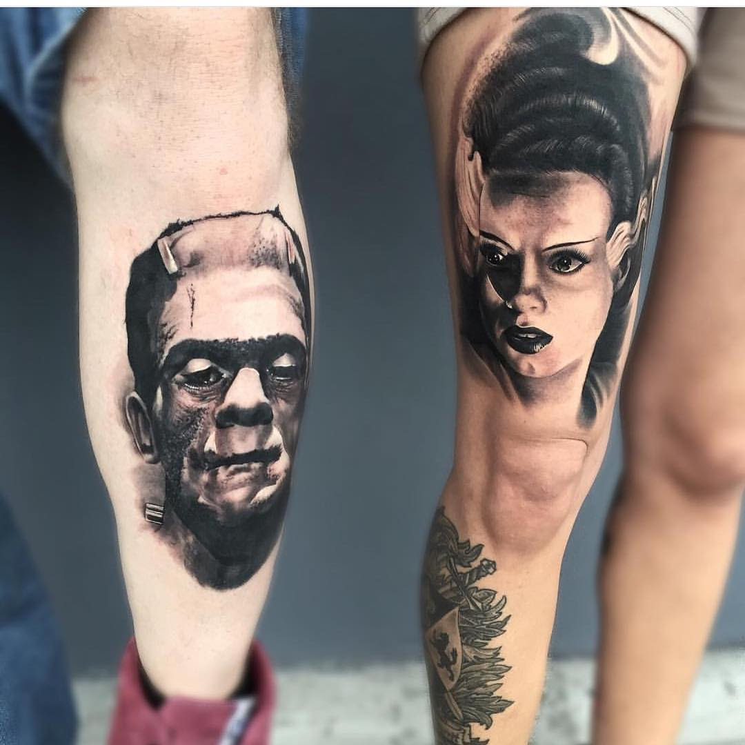 Couple Tattoos | Best Tattoo Ideas Gallery