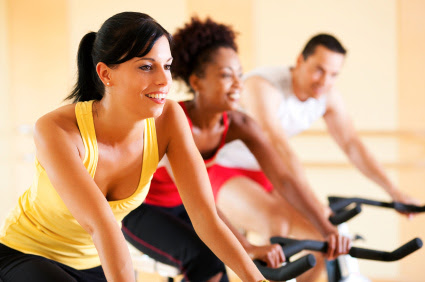 Get In Shape with Indoor Cycling Workouts