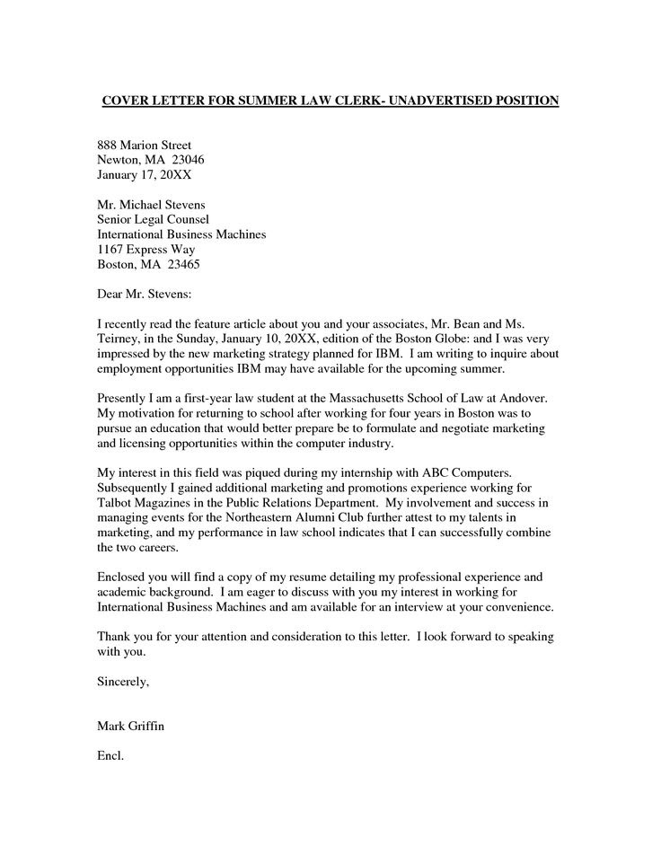 Employment Cover Letter Template Wondercover Letter