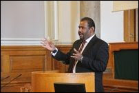 Conference at Danish Parliament