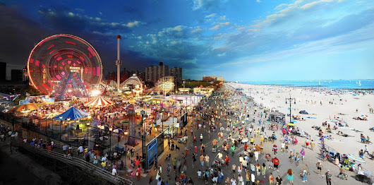 Westport Hosts Photographic 'Coney Island Side Show'