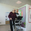 Robot walker for elderly people in public spaces - Medical News Today