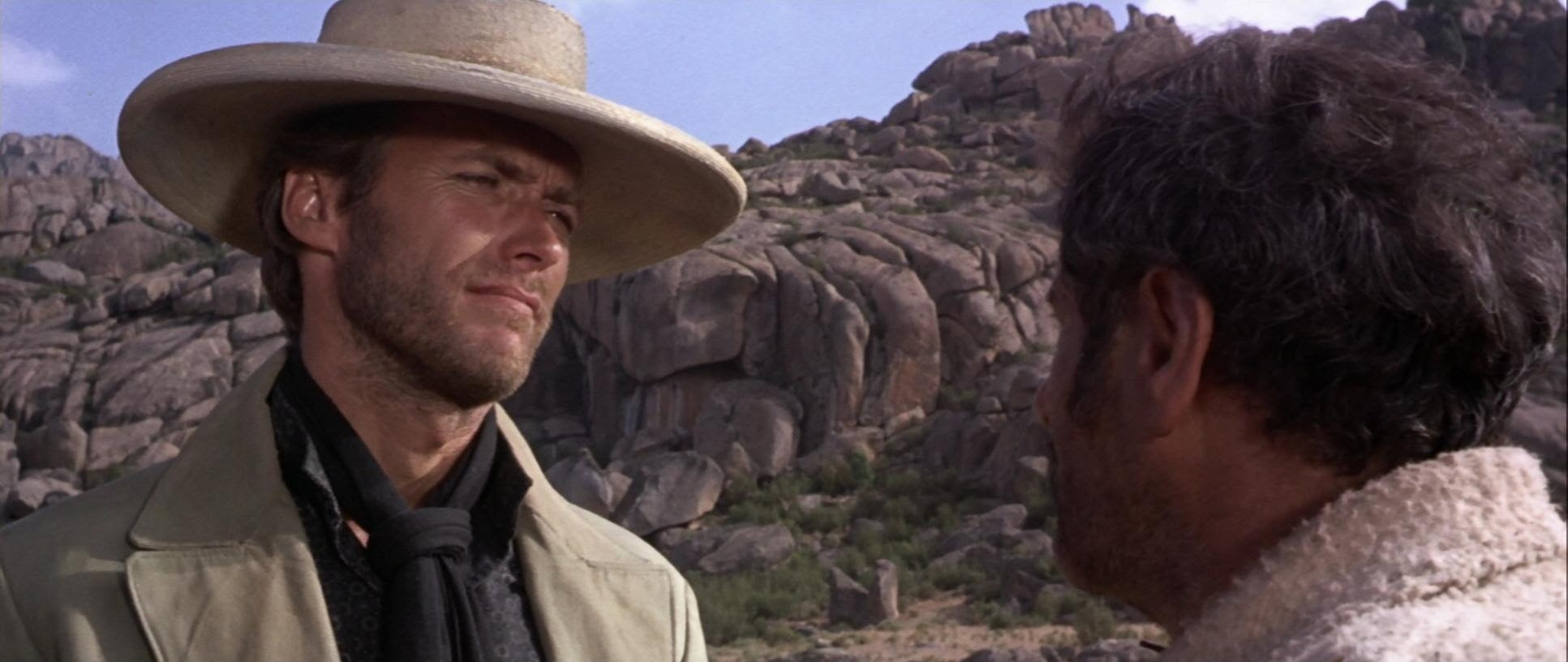 Clint Eastwood The Good The Bad And The Ugly 1933x816 Wallpaper