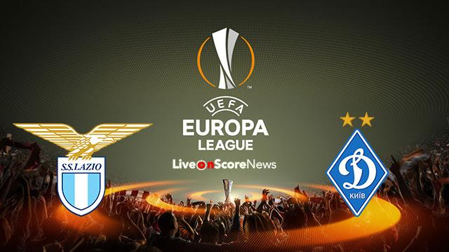 Image result for Lazio vs Dynamo Kyiv