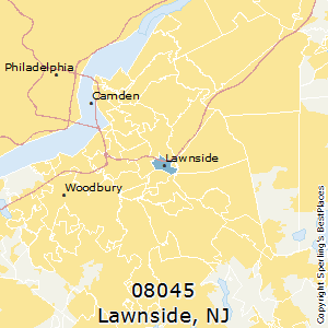 Best Places To Live In Lawnside Zip 08045 New Jersey