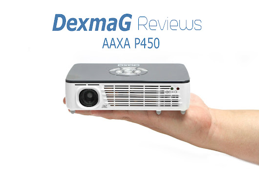 AAXA P450 Review - DexmaG Reviews