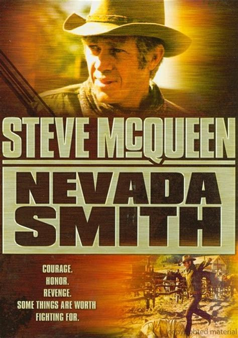 Nevada Smith (DVD 1966)   DVD Empire