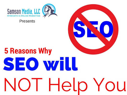 5 Reasons When SEO Will NOT Help You