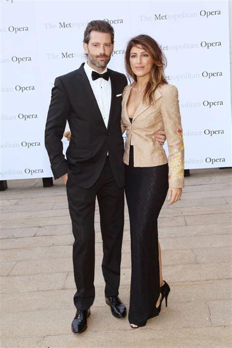 Jennifer Esposito marries Louis Dowler   HELLO!
