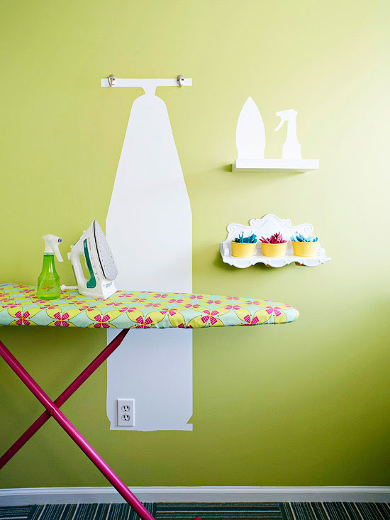 Ironing supplies