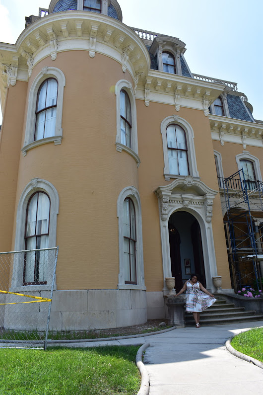 One Tank Trips: Our Visit to Culbertson and Lanier Mansion