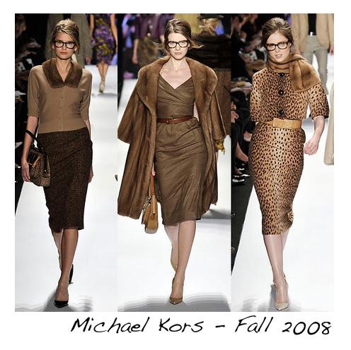 Michael kors - fall 2008