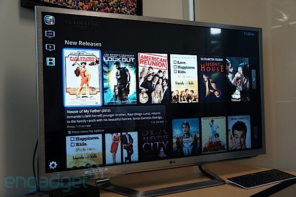 Google TV now , to let users control YouTube from phones and tablets