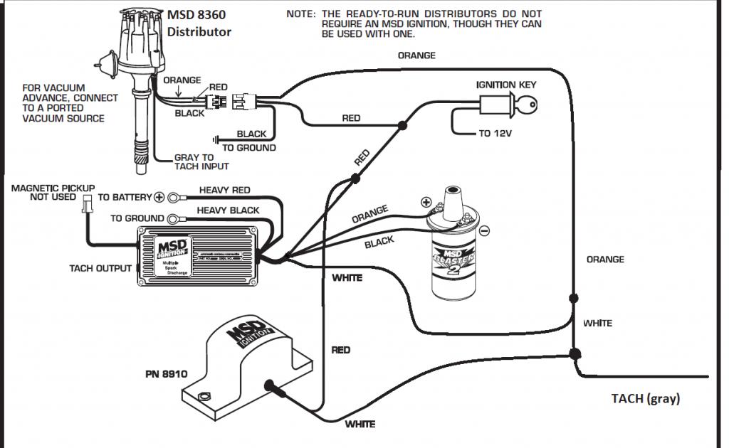 CJC Msd Tach Wiring Schematic Ebook Download