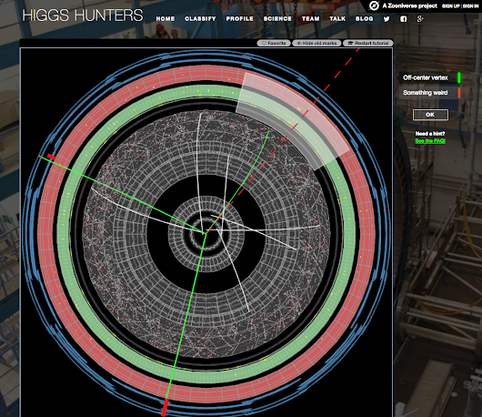 Become a Higgs Hunter | ATLAS Experiment at CERN