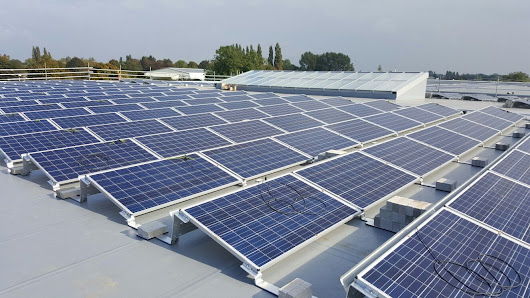 Commercial Solar | Ecogise Group Limited