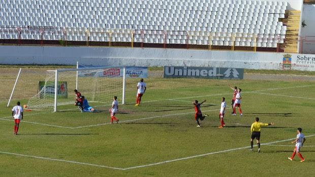 Guarany de Sobral x Potiguar (Foto: Ivanésio Filho/Sobral em Alerta)