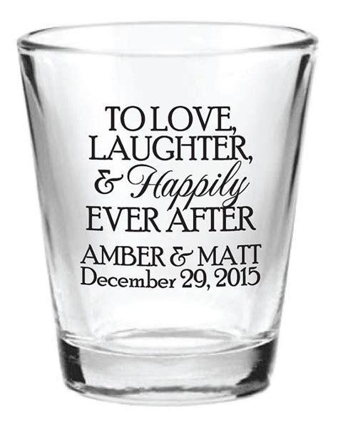 17 Best ideas about Wedding Shot Glasses on Pinterest