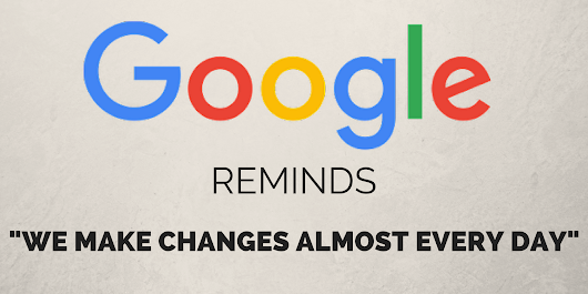 "Google's John Mueller Reminds: ""We Make Changes Almost Every Day"" - Search Engine Journal"