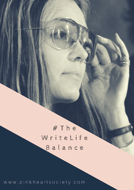 #TheWriteLifeBalance:  On Gloria Steinem's Hair and Loving Who You Are | The Pink Heart Society | Exploring Romance
