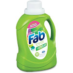 AJAX AJAPB37060 Spring Magic Ultra Laundry Detergent Green
