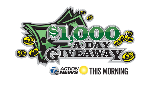 The 7 Action News This Morning $1000-A-Day Giveaway