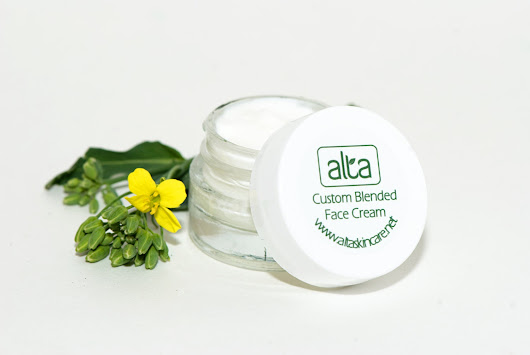 Natural Face Cream, Custom Facial Moisturizer, Botanical, Professional, Personalized to Order Facial Cream