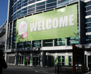 Outside of Convention Center