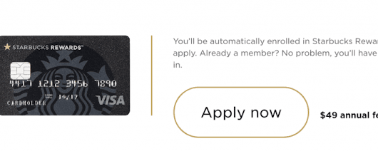 [Now Live] Chase Starbucks Visa Card Review: Get 2,750 Stars Signup Bonus, 1 Star/$1 at Starbucks, 1 Star/$4 Elsewhere, $49 Annual Fee - Doctor Of Credit