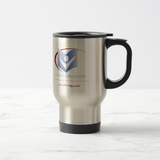 Thrivapy Travel Mug
