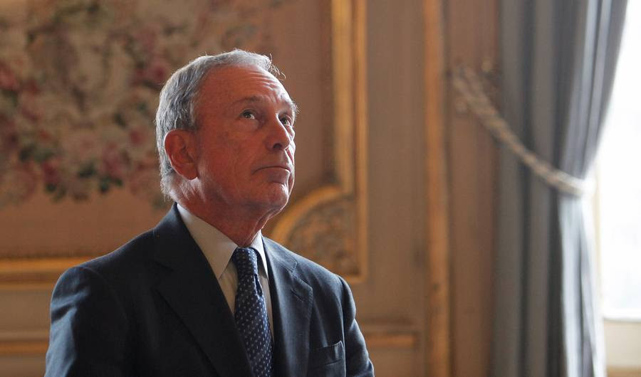 Obama Meets With Bloomberg as He Readies Gun Control Executive Order