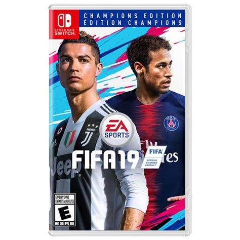 nintendo switch game fifa
