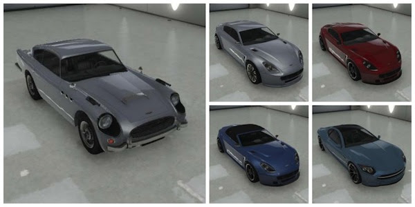 The Aston Martin Look A Likes In Gta V Aston Martin Com