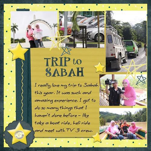 trip to sabah