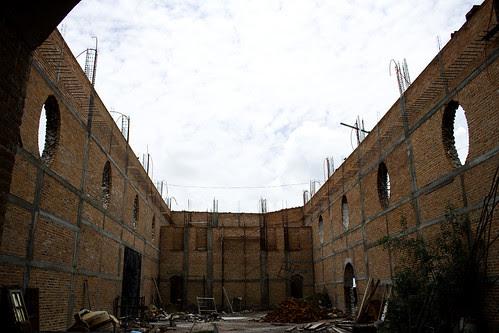 Templo en construcción II