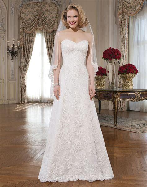 Justin Alexander wedding dresses style 8627 Strapless