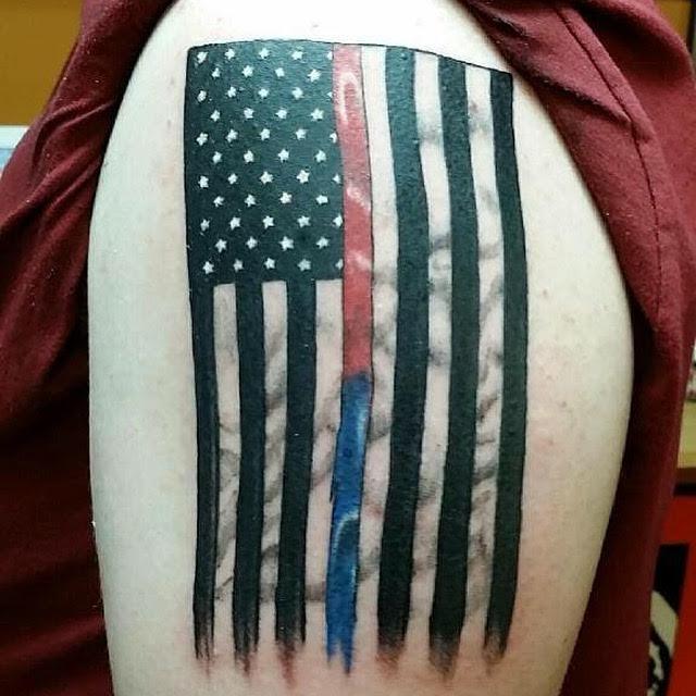 My Tattoo Firefighting