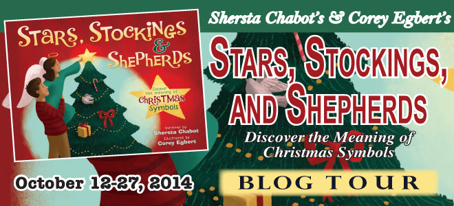 Stars Stockings Shepherds blog tour