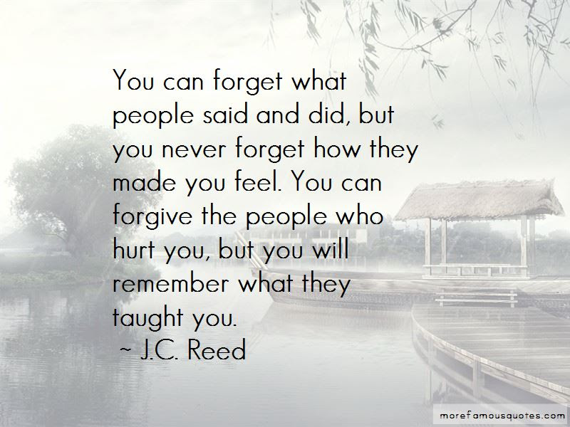 Forgive And Never Forget Quotes Top 31 Quotes About Forgive And