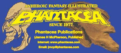 Welcome to Phantacea Publications