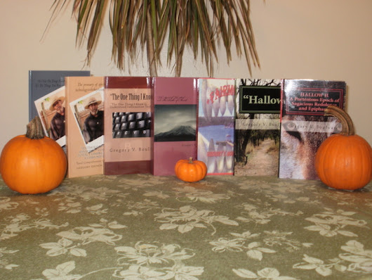 ~ 'HALLOWEEN HORRORS and FRIGHT STORIES for 2016' ~