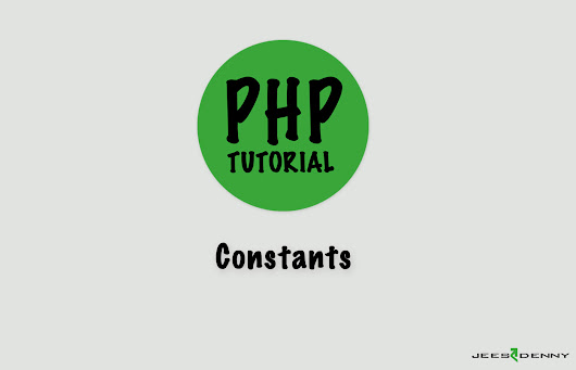 PHP- Constants