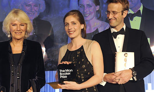 Eleanor Catton becomes youngest Booker prize winner