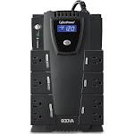 CyberPower CP600LCD UPS - 340W - 600 VA - 7 Ah