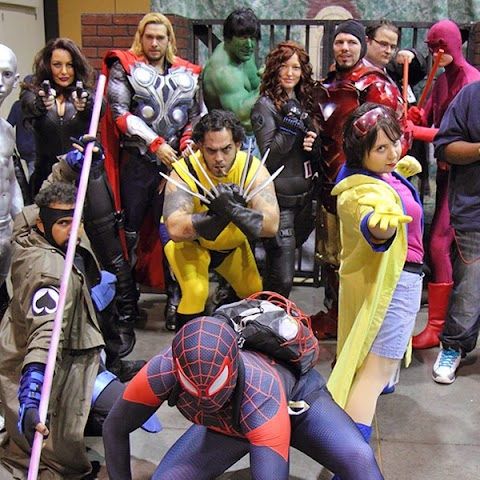 Comic Con Las Vegas 2017 Groupon