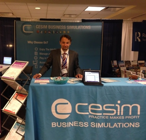 Claim Your Cesim's Welcome Gift from Finland at ACBSP 8